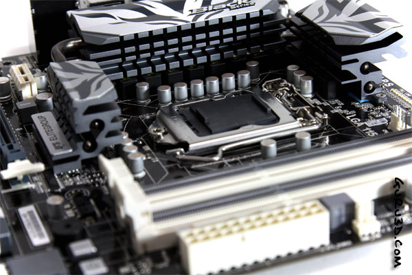 ECS P67H2-A Sandy bridge motherboard preview