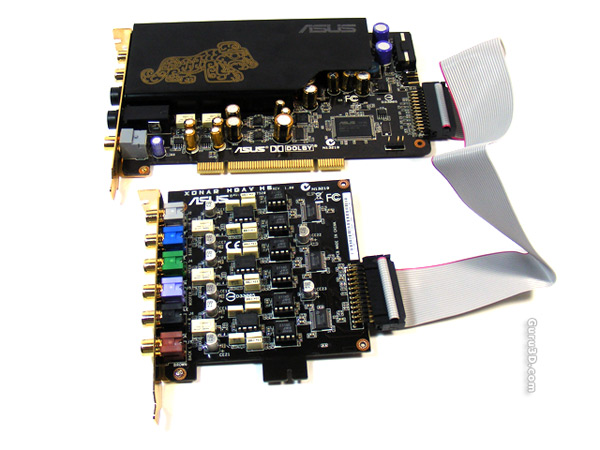 ASUS Xonar Essence ST DeLuxe review - The Essence ST Deluxe 7.1