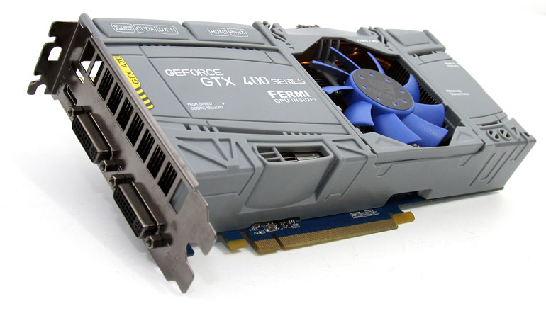 Galaxy KFA2 GeForce GTX 470