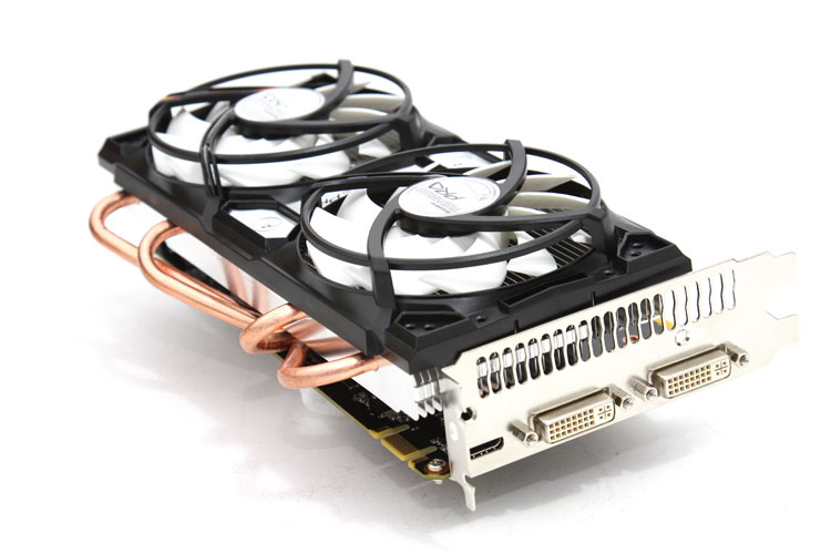 ECS GeForce GTX 460 Black series