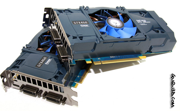 KFA2 GeForce GTX 460 1024MB SOC