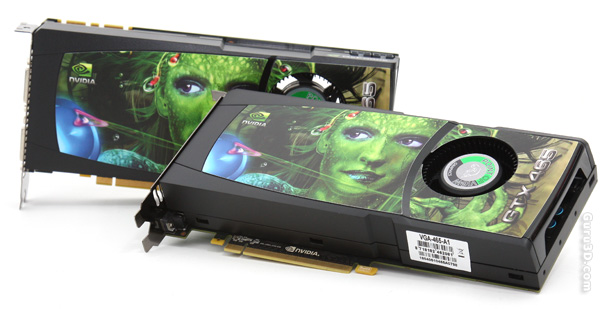GeForce GTX 465 SLI