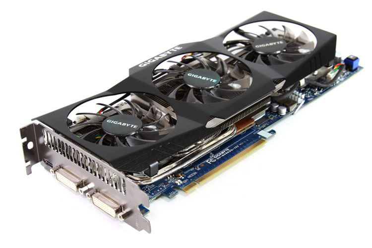 Gigabyte GeForce GTX 480 SOC