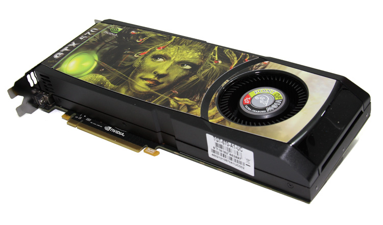 Point of View GeForce GTX 570 TGT Ultra Charged