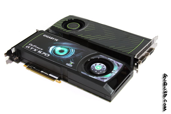 GeForce GTX 570 SLI