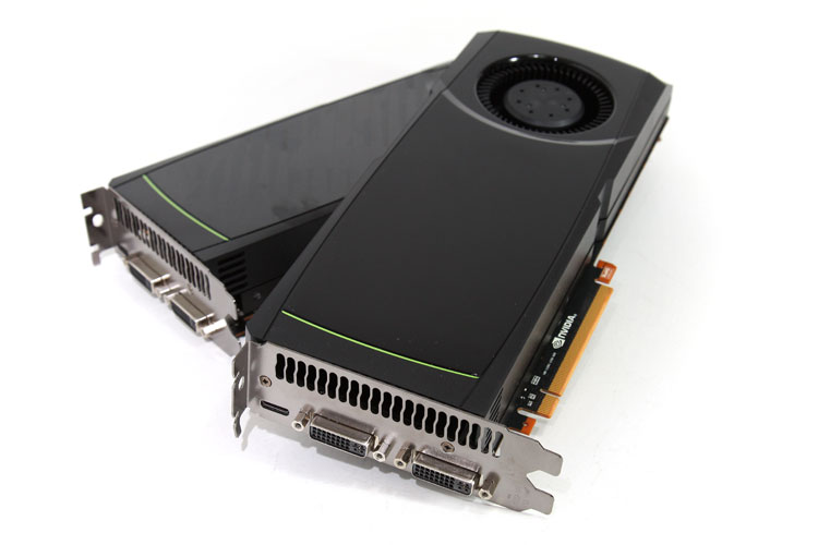 GeForce GTX 580 SLI