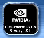 GeForce GTX  3-way SLI