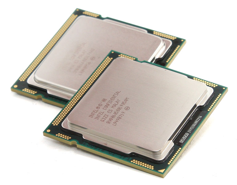 Intel Core i5 655K and Core i7 875K