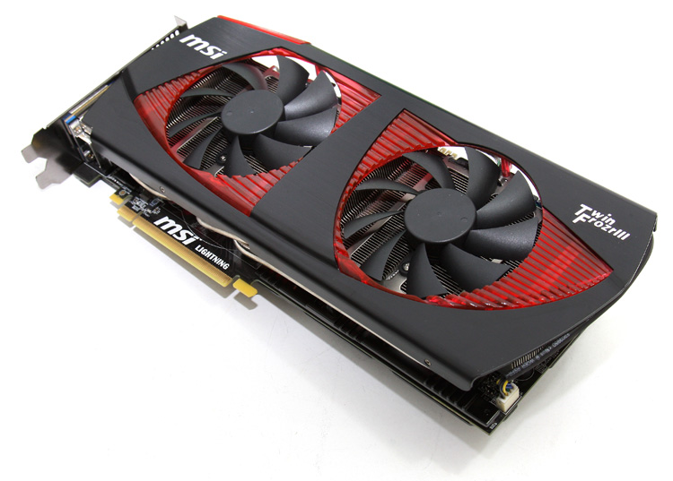 MSI GeForce GTX 480 Lightning