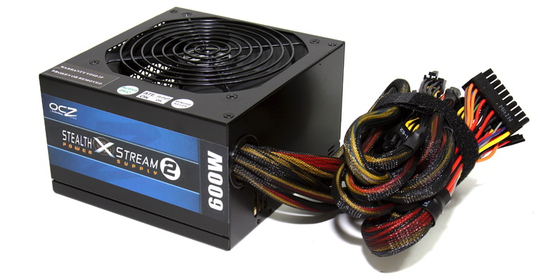 OCZ StealthXtreme 2 600W PSU