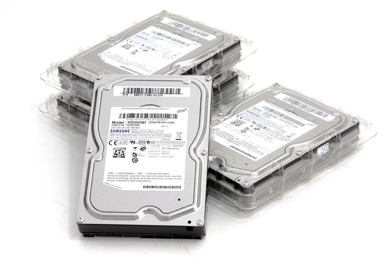 Samsung SpinPoint 2TB review