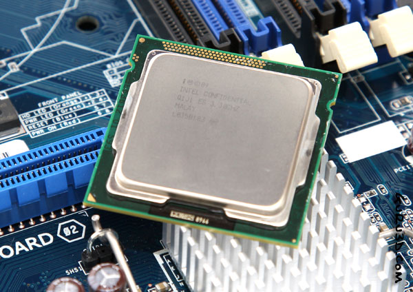 Core i5 2500K and Core i7 2600K review - Product Gallery