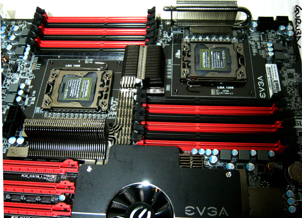 eVGA Classified SR2 motherboard