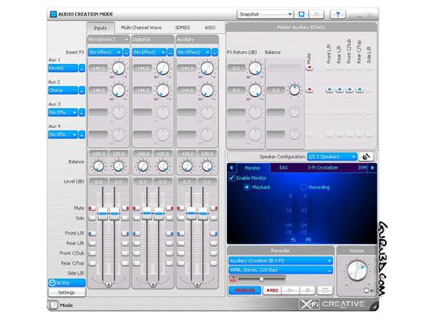 CREATIVE SB X-FI ASIO WINDOWS 8.1 DRIVER
