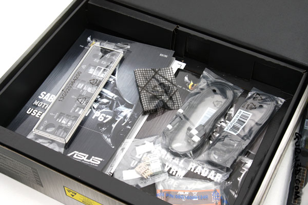 ASUS TUF P67 SaberTooth