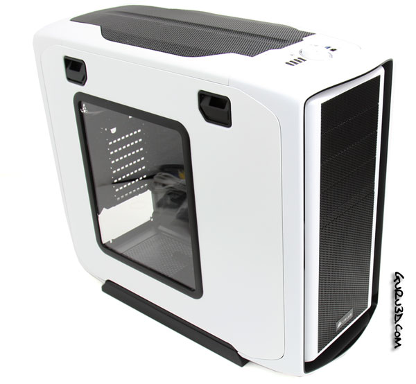 Corsair Graphite 600T White Edition