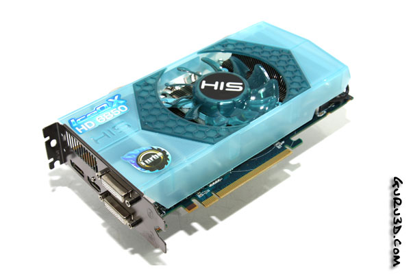 HIS R6850 ICeQ X