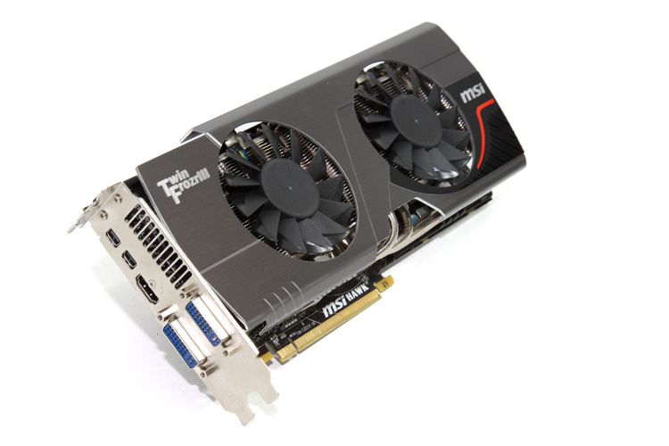 MSI R6870 HAWK edition review