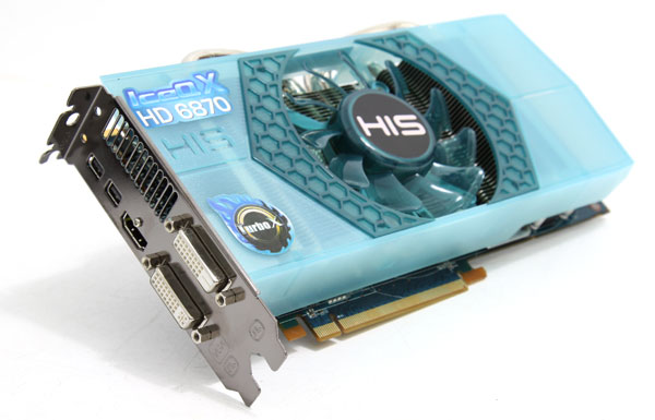 Radeon HD 6870 HIS ICeQ X Turbo X