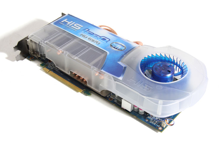 HIS HD Radeon 6970 ICEQ MIX