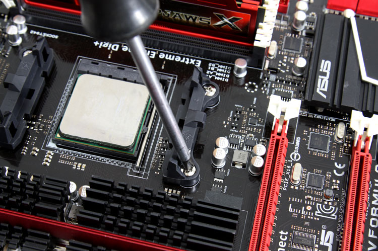 AMD FX 8350 processor review - AMD FX 8350 with Liquid
