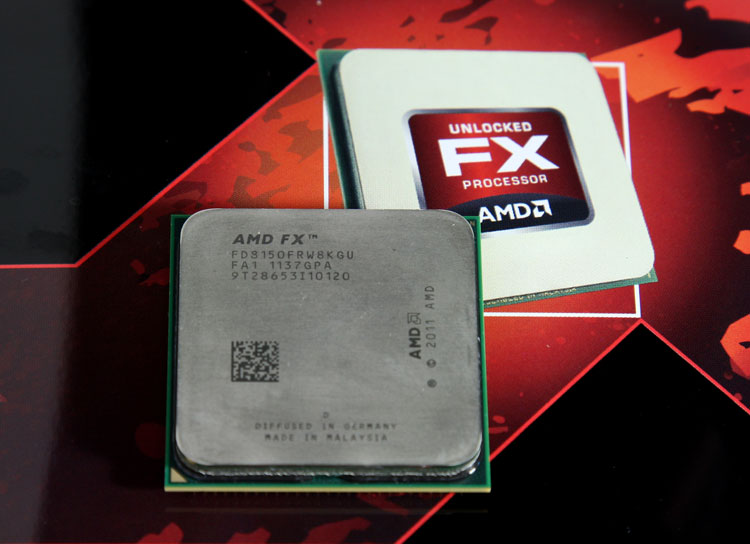 AMD FX 8150 processor review - Product Showcase - AMD FX