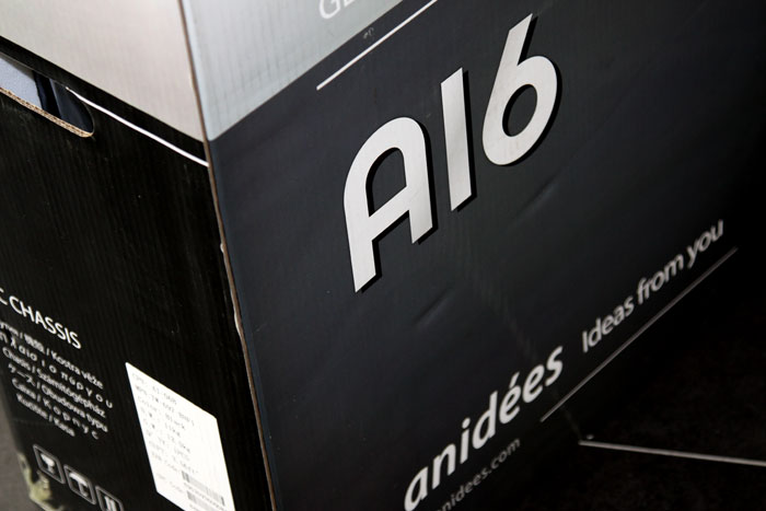 Anidées AI-6 chassis review - Specification and features