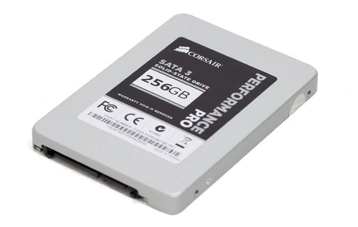 Corsair Performance Pro series SSD