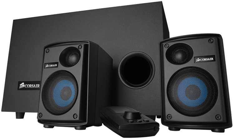 Corsair SP2500 2.1 Speakers