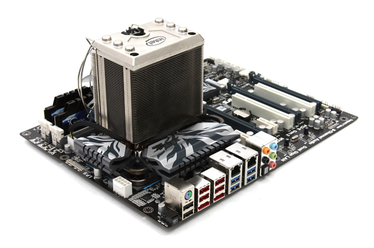 ECS P67H2-A Sandy bridge motherboard