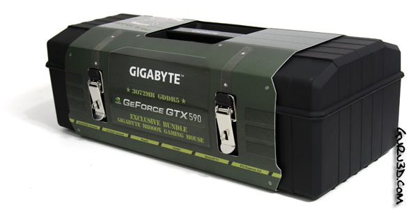 Gigabyte GeForce GTX 590