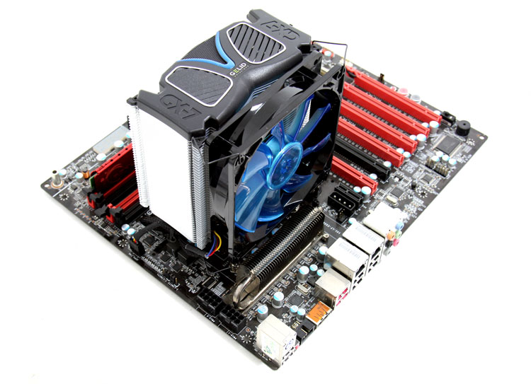 Gelid GX-7 CPU cooler