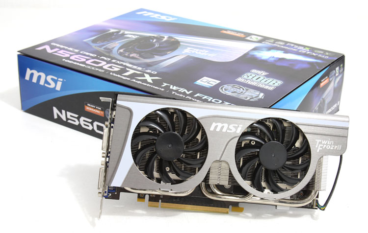 GeForce GTX 560 MSI