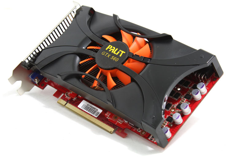 GeForce GTX 560 Sonic Platinum Palit