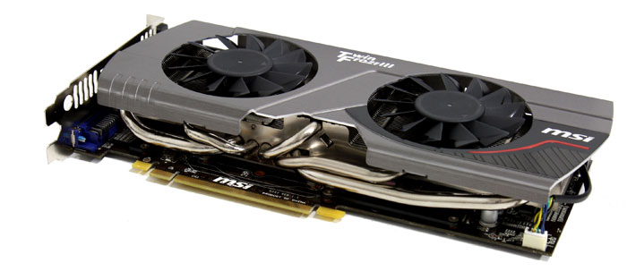 MSi GeForce GTX 560 Ti 448 Core Power OC edition