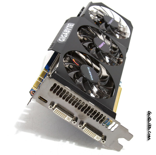 Gigabyte GTX 580 SO edition