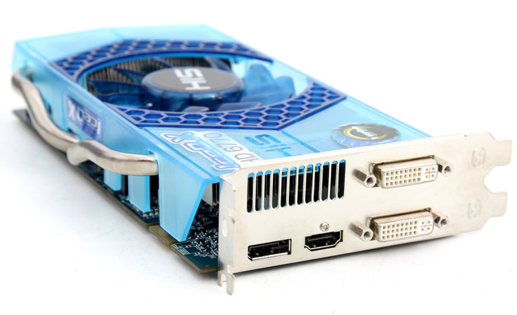 HIS Radeon HD 6770 ICEQ Turbo Crossfire