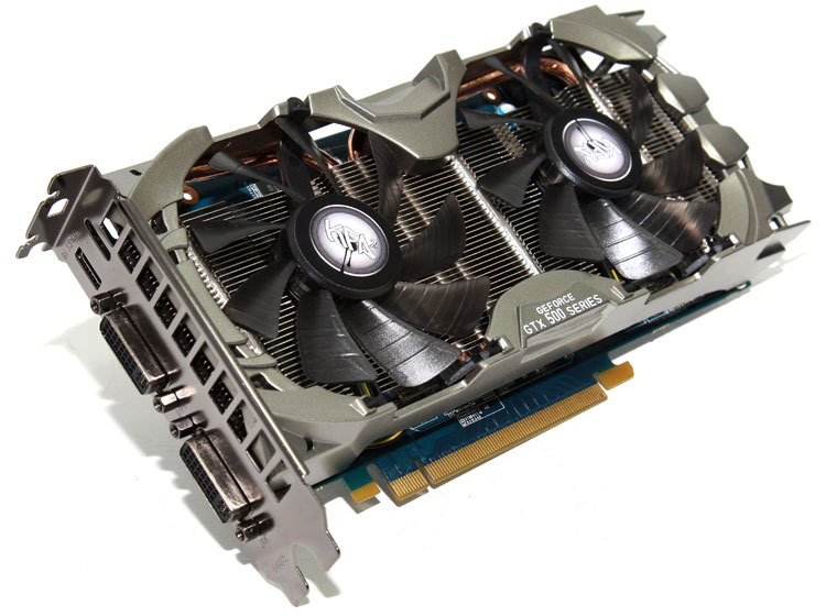 KFA2 GeForce GTX 560 Ti
