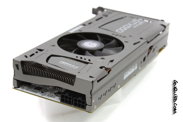 KFA2 / Galaxy GeForce GTX 550 Ti LTD OC