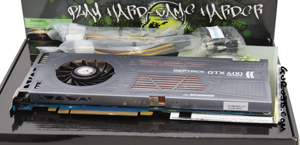 KFA2 GeForce GTX 460 1024MB Razor