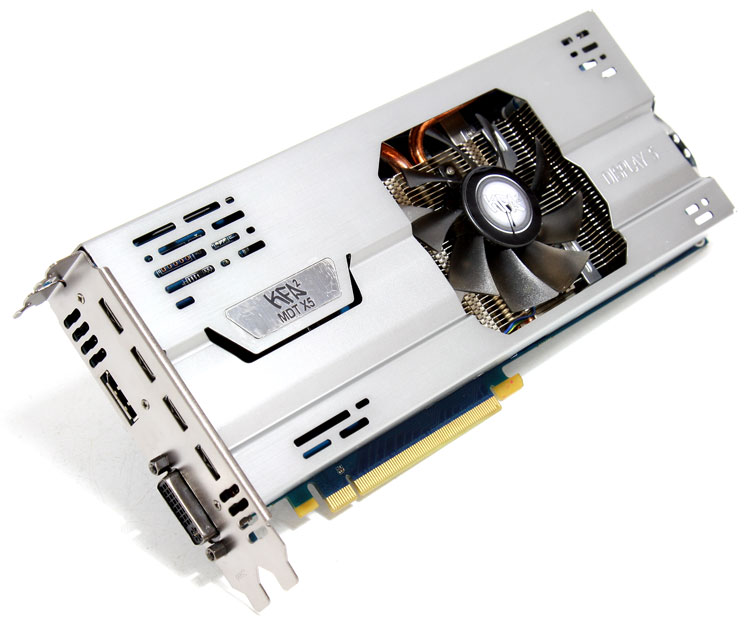 KFA2 GeForce GTX 560 Ti MDT x5