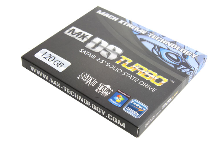 Mach Extreme DS Turbo SSD