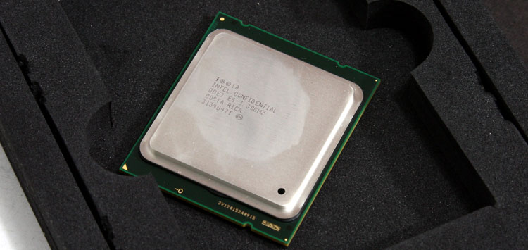 Intel Core i7-3960X and MSI X79A GD65