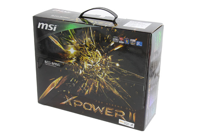 MSI X79 Big bang XPower II