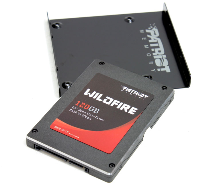 Patriot 240GB Wildfire SE SSD Mac