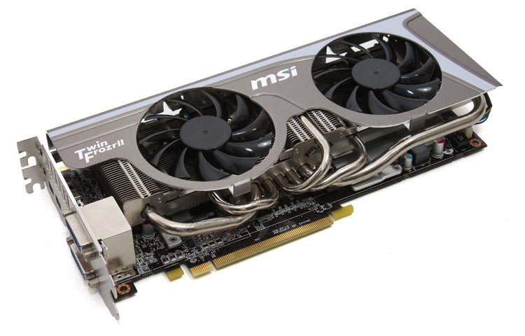 MSI R6950 Twin Frozr II 2GB