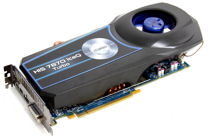 HIS Radeon HD 7970 ICQ TURBO
