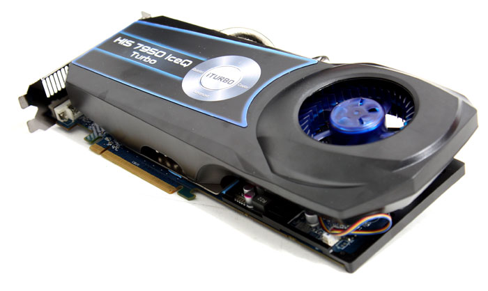 HIS Radeon HD 7950 ICEQ Turbo