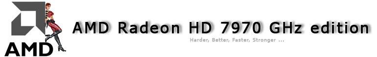 AMD Radeon 7970 Ghz