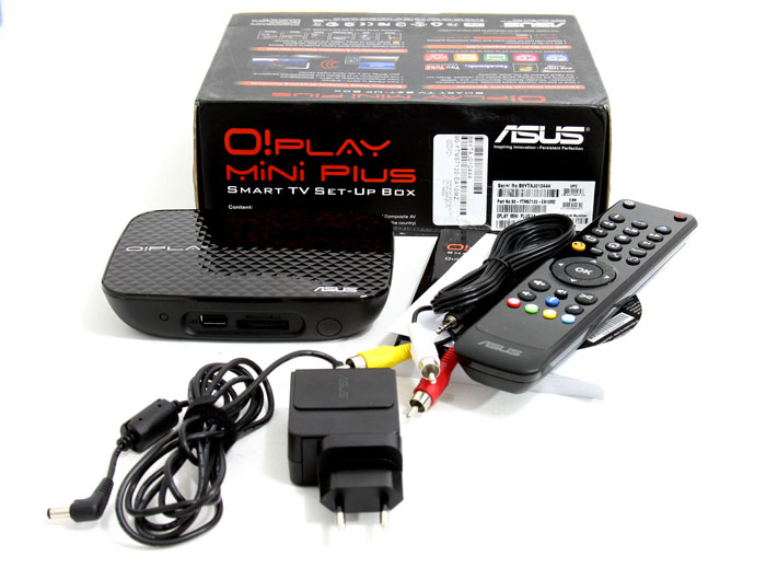 ASUS O!Play minu Plus